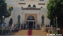 Niger Präsidentenpalast
