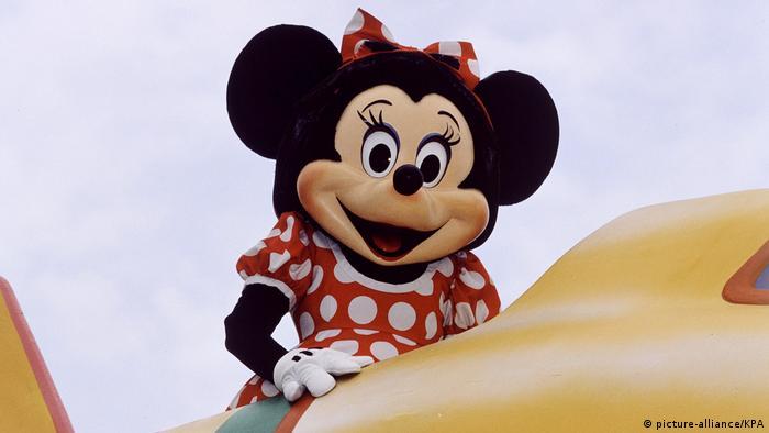 Ein Stern für Minnie Maus - Katy Perry und Heidi Klum feiern mit