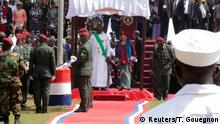 Liberia George Weah als Präsident vereidigt
