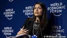 Davos 2018 Saadia Zahidi