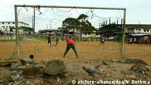 LIBERIA Fußball (picture-alliance/dpa/N. Bothma)