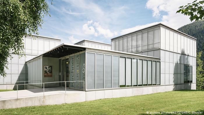 Schweiz BG Davos | Kirchner Museum (picture alliance/KEYSTONE/C. Beutler)