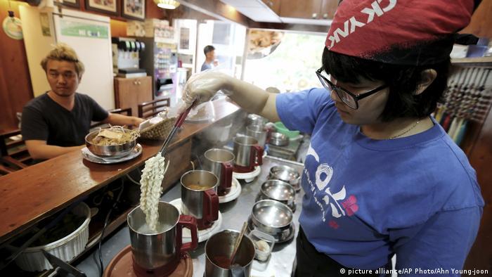 Kimchi und Co. (picture alliance/AP Photo/Ahn Young-joon)