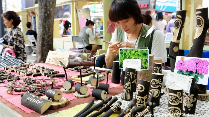 Hongdae market (picture-alliance/ASIAN NEWS NETWORK/Lee Sang-sub)