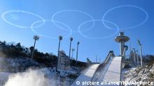 BG Zehn Gründe Südkorea | Pyeongchang, (picture alliance/YNA/Air Force)