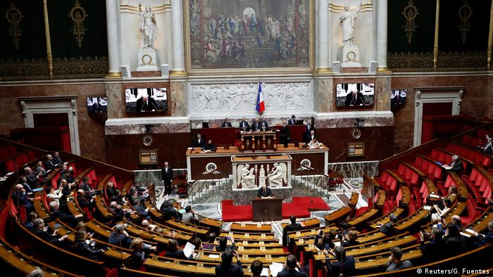 France's National Assembly (Reuters/G. Fuentes)