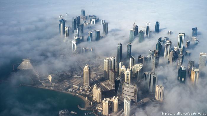 Doha Karte Welt.Louvre Abu Dhabi Lasst Katar Auf Der Landkarte Verschwinden