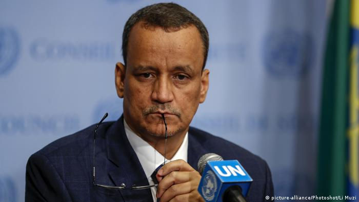Yemen UN Envoy to Step Down in February