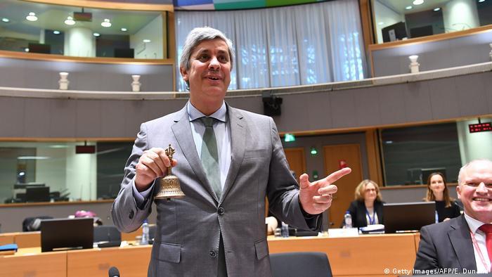 Predsjednik skupine zemalja zone eura Mario Centeno