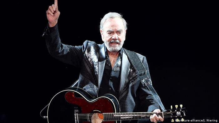 Neil Diamond Konzert in München 2017 (picture-alliance/J. Niering)