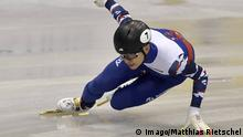 Russischer Short-Track-Sportler Viktor An