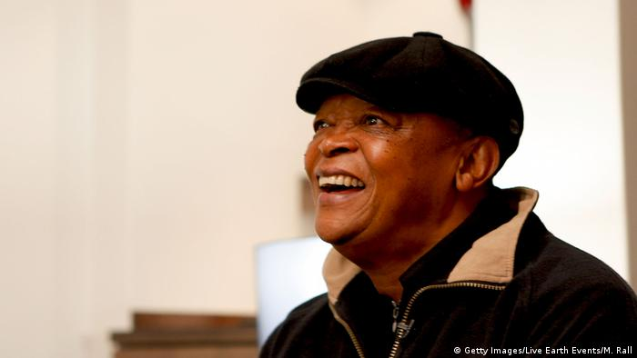 Hugh Masekela (Getty Images/Live Earth Events/M. Rall)