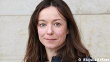 Franciska Zólyom kuratiert den deutschen Beitrag für die Kunstbiennale Venedig 2019.