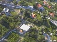 Pamje nga ajri - Lazarati