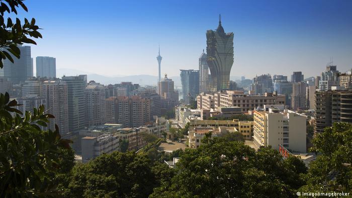 Macao Skyline (Imago/imagebroker)