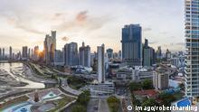 City skyline, Panama City, Panama, Central America PUBLICATIONxINxGERxSUIxAUTxONLY Copyright: GavinxHellier 794-4535