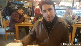 Arbeitsbedingungen in der Türkei - Ercan Kılavuz - Arbeiter