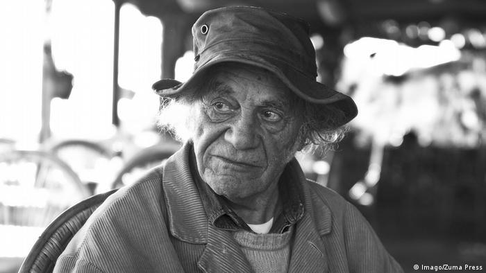 Nicanor Parra, chilenischer Dichter (Imago/Zuma Press)