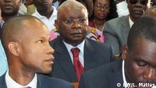 Maputo, Mosambik Zófimo Muiane vor Gericht