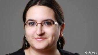 Jasna Strick, 2013 Mitinitiatorin von #Aufschrei - Autorin, Bloggerin, Referentin