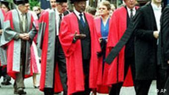 Ehrendoktorwürde für Kofi Anan