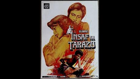 Indien Bollywood Film Insaaf Ka Tarazu