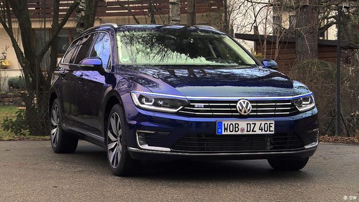 VW Passat GTE (DW)