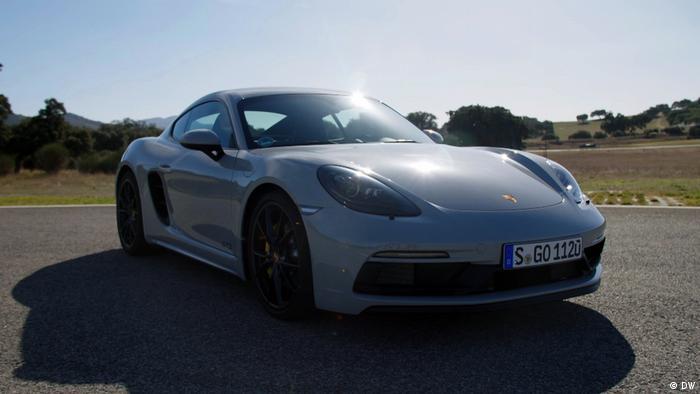 Porsche Cayman GTS (DW)