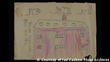 Bildergalerie Yad Vashem, Israel | Ausstellung Letzte Briefe aus dem Holocaust 1941-1942