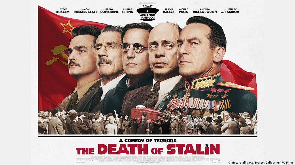 The Death of Stalin′: The film that dares viewers to laugh about the