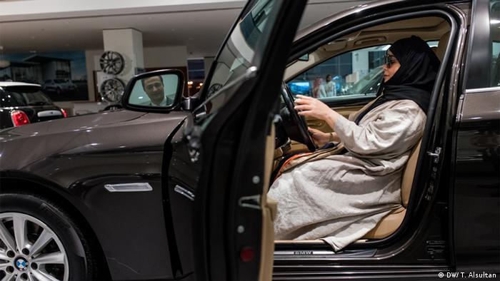 Saudi-Arabien Autokauf in Khobar (DW/ T. Alsultan)