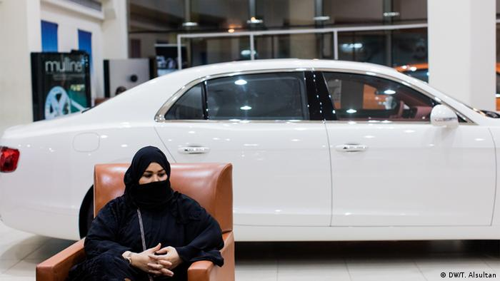Saudi-Arabien Autokauf in Khobar (DW/T. Alsultan)