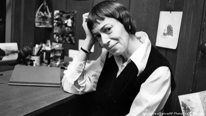 USA Autorin Ursula Kroeber Le Guin (picture-alliance/AP Photo/The Oregonian )