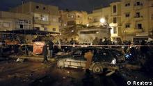 Lybien Anschlag in Bengasi