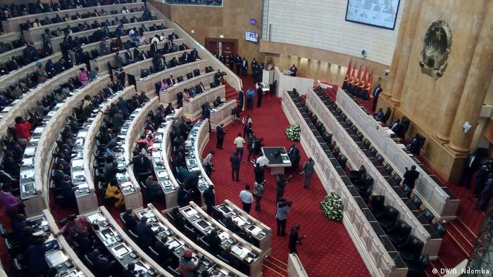 Assembleia Nacional angolana