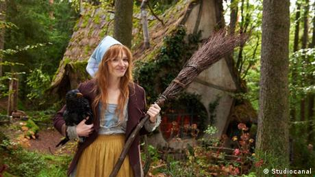 Karoline Herfurth as the Little Witch (Studiocanal)