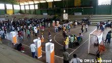 Mosambik Wahlen in Nampula