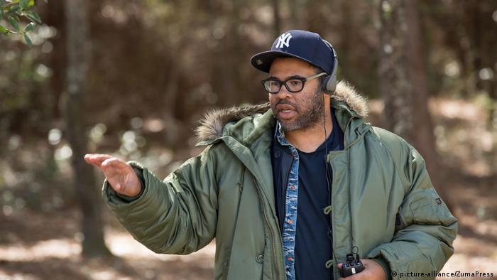 Jordan Peele on set (picture-alliance/ZumaPress)