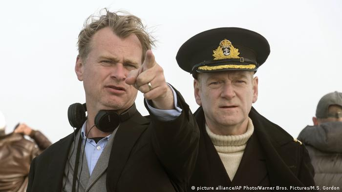 Christopher Nolan (picture alliance/AP Photo/Warner Bros. Pictures/M.S. Gordon)