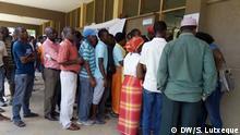 Mosambik Zwischenwahlen in Nampula