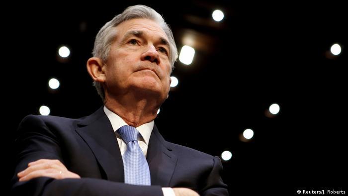 USA Jerome Powell Notenbankchef in Washington