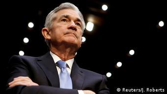 US-Notenbankchef Jerome Powell (Archivfoto: Reuters/J. Roberts)