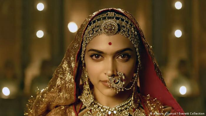 Film Padmavat / Padmavati Bollywood Indien (picture alliance / Everett Collection)