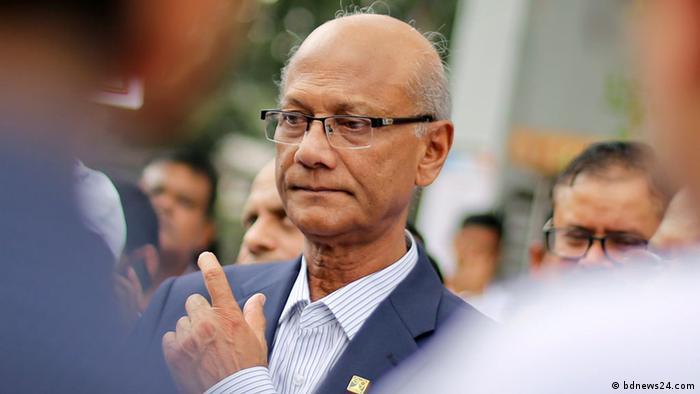 Bangladesch Bildungsminister Nurul Islam Nahid (bdnews24.com)