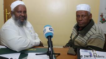 Äthiopier WhatsApp Gruppe in Riad