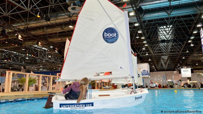 Wassersportmesse boot 2018 Düsseldorf (picture-alliance/Revierfoto)