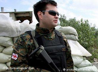Грузинский военный
