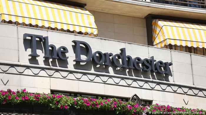 Großbritannien London - Dorchester Hotel