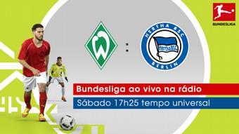 Bundesliga Grafiken Spieltag Bremen vs. Hertha Berlin