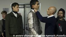 Italien Fashion Show in Mailand - Miguel Vieira